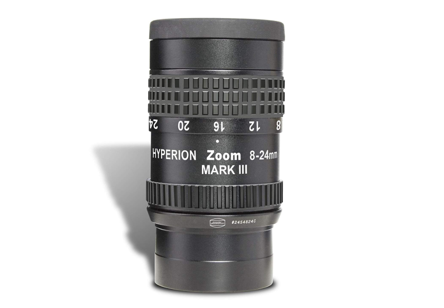 Baader Planetarium 8-24mm Hyperion Clickstop Zoom Mark IV Eyepiece