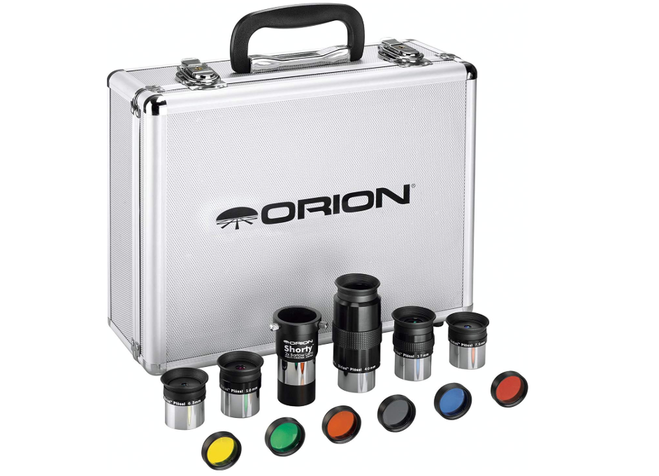 Orion 08890 1.25-Inch Premium Telescope Accessory Kit