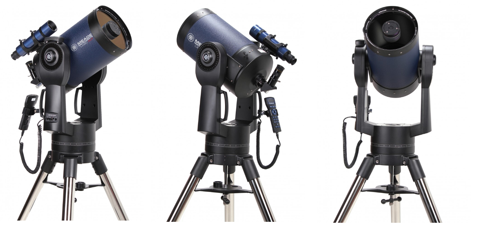 Meade Instruments LX90-ACF 8-Inch (f/10) Advanced Coma-Free Telescope