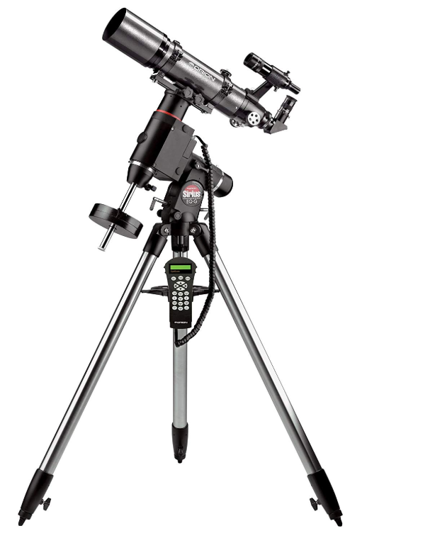 Orion Sirius ED80 EQ-G Computerized GoTo Refractor Telescope