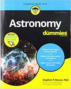 Astronomy For Dummies Book