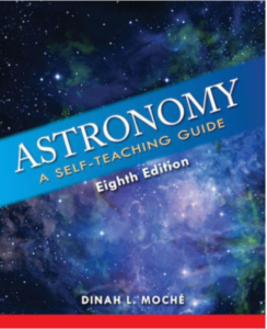 Astronomy Self Teaching Guide Book