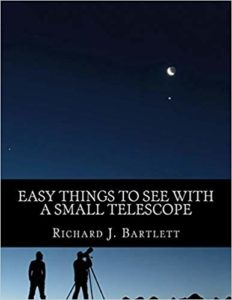 Easy Things to See with a Small Telescope Book